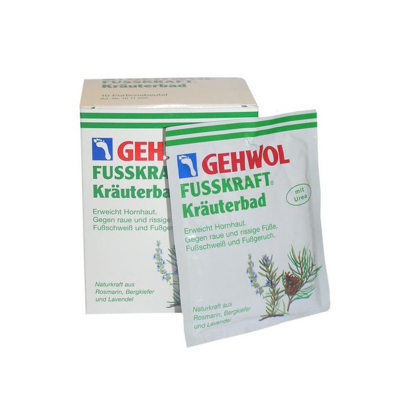 GEHWOL Gehwol Травяная Ванна для Ног (Fussbad) 200г-10 Пакетов