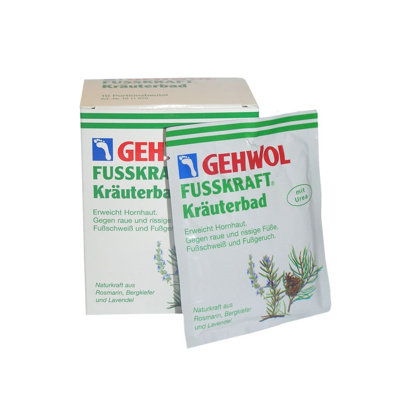 GEHWOL Gehwol Травяная Ванна для Ног (Fussbad) 200г-10 Пакетов недорого