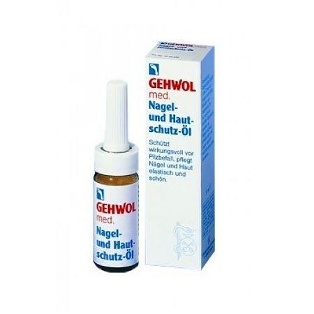 GEHWOL Gehwol Масло для Ногтей и Кожи (Protective Nail And Skin Oil), 15 мл