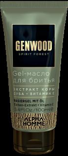 ESTEL Gel-Масло Otium Forest Genwood & Alpha Homme для Бритья, 100 мл недорого