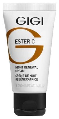 GIGI Ночной обновляющий крем, 50 мл крем для проблемной кожи gigi