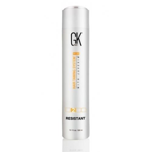 Global Keratin Кератин Resistant для Кудрявых Волос, 300 мл
