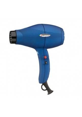 Gamma PIU Фен E-T-C Light 2100W Синий Матовый gamma piu фен hot красный 2100w