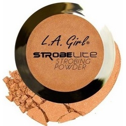 L.A. GIRL Пудра для Стробинга Компактная Strobe Lite Strobing Powder, тон 80 ватт