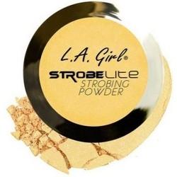 L.A. GIRL Пудра для Стробинга Компактная Strobe Lite Strobing Powder, тон 60 ватт