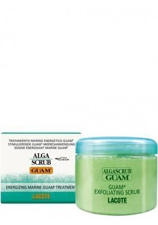 GUAM Скраб для тела увлажняющий ALGASCRUB, 700 г guam algascrub скраб для тела увлажняющий 700 г