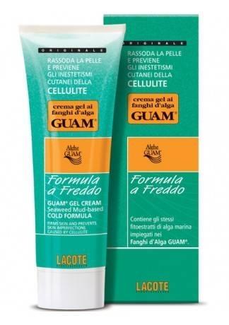 GUAM Гель-лифтинг Fanghi D'alga с охлаждающим эффектом, 250 мл каркукли елена александровна баночный самомассаж мгновенный лифтинг эффект faceday