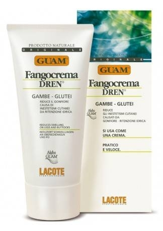 GUAM Крем антицеллюлитный с дренажным эффектом DREN, 200 мл крем антицеллюлитный с дренажным эффектом guam 200 мл