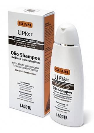 GUAM Масло для очищения волос UPKER, 200 мл