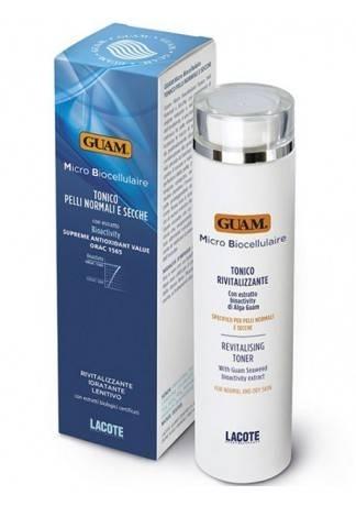 GUAM Тоник для нормальной кожи MICRO BIOCELLULAIRE, 200 мл guam micro biocellulaire тоник для нормальной кожи micro biocellulaire тоник для нормальной кожи