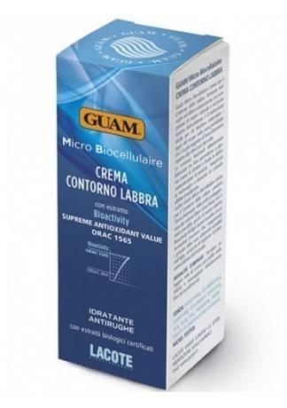 GUAM Крем для губ MICRO BIOCELLULAIRE, 15 мл