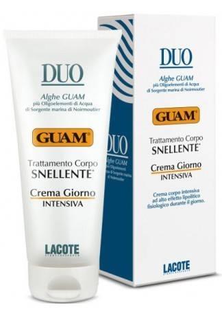 GUAM Крем против жировых отложений дневной интенсивный DUO, 200 мл интенсивный дневной крем skin doctors интенсивный дневной крем