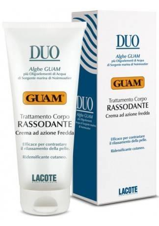 GUAM Крем укрепляющий с охлаждающим эффектом DUO, 200 мл цена