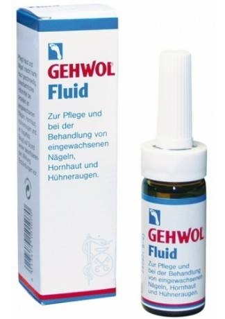 GEHWOL Gehwol Жидкость «Флюид» (Fluid), 15 мл
