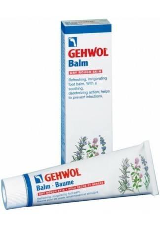 GEHWOL Gehwol Тонизирующий Бальзам «Авокадо» для Сухой Кожи (Balsam), 125 мл gehwol gehwol оживляющий бальзам leg vitality 125 мл