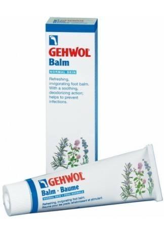 GEHWOL Gehwol Тонизирующий Бальзам «Жожоба» для Нормальной Кожи (Balsam), 75 мл gehwol gehwol соль для ванны с маслом розмарина 10 пакетиков