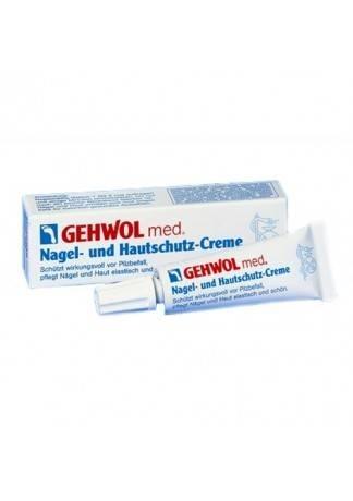 GEHWOL Gehwol Крем для Ногтей и Кожи (Nail&Skin Cream), 15 мл gehwol med protective nail and skin oil масло для защиты ногтей и кожи 15 мл