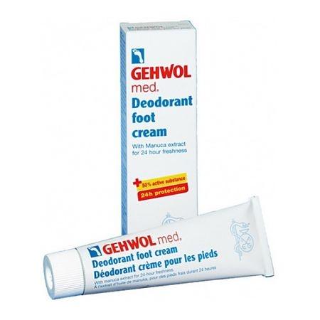 GEHWOL Gehwol Крем-Дезодорант (Deodorant Foot Cream), 75 мл gehwol gehwol крем ванна для ног лаванда 1л