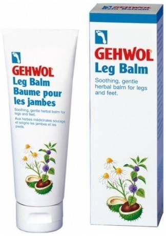 GEHWOL Gehwol Бальзам для Ног (Leg Balm), 125 мл gehwol gehwol оживляющий бальзам leg vitality 125 мл