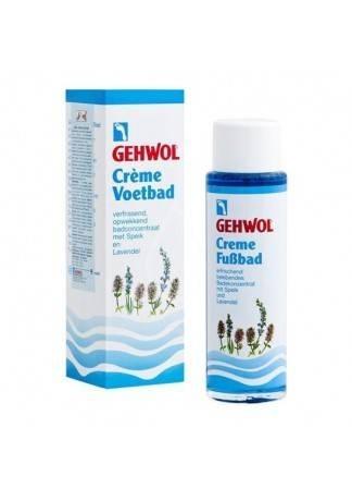 GEHWOL Gehwol Крем-Ванна для Ног Лаванда, 150 мл ванна для ног polaris pmb 1006