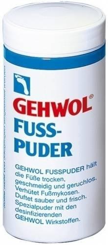 GEHWOL Gehwol Пудра для Ног (Fuss-Pader) 100г gehwol gehwol крем ванна для ног лаванда 1л