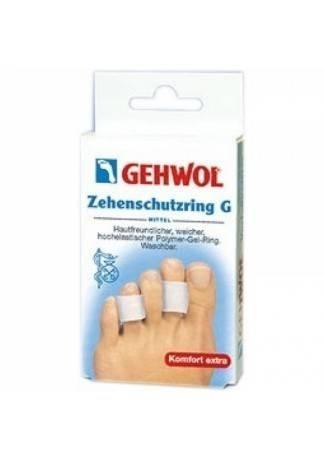 Фото - GEHWOL Гель-кольцо G, мини, 18 мм, 2 шт gehwol g кольцо на палец среднее 30 мм 12 шт