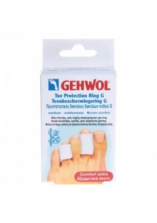 Фото - GEHWOL Гель-кольцо G, большое, 36 мм, 2 шт gehwol g кольцо на палец среднее 30 мм 12 шт