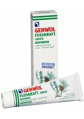 GEHWOL Gehwol Зелёный Бальзам (Fusskraft Green), 125 мл gehwol gehwol мятный бальзам fusskraft mint 75 мл