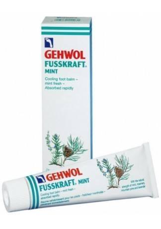 GEHWOL Gehwol Мятный Бальзам (Fusskraft Mint), 125 мл gehwol gehwol мятный бальзам fusskraft mint 75 мл