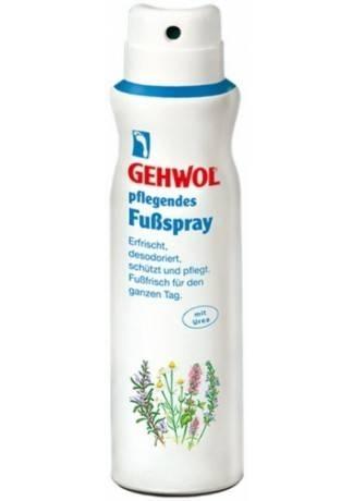 GEHWOL Gehwol Дезодорант для Ног Sensitive, 150 мл gehwol gehwol ухаживающий дезодорант для ног caring footdeo 150 мл