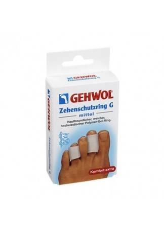 Фото - GEHWOL G Кольцо на Палец, Маленькое, 25 мм, 12 шт gehwol g кольцо на палец среднее 30 мм 12 шт