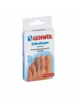 Фото - GEHWOL Гель-Колпачок G на Палец, Мини, 6 шт gehwol g кольцо на палец среднее 30 мм 12 шт