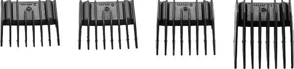 Harizma Комплект Универсальных Насадок для Машинок (3,6,9,12 мм)