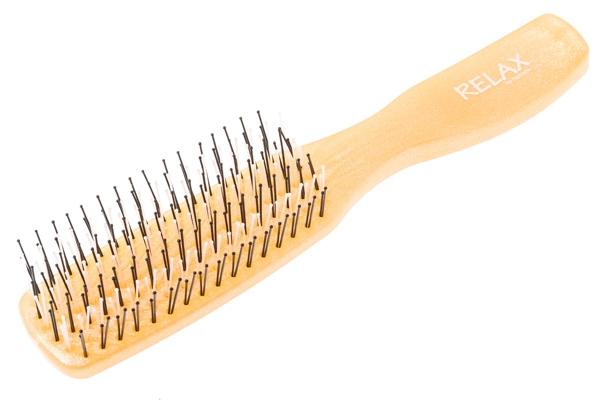 Harizma Щётка для Волос Relax Малая Золото harizma щётка для волос relax большая золото