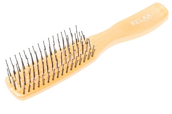 Harizma Щётка для Волос Relax Большая Золото harizma щётка для волос relax большая золото