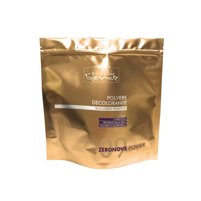 HAIR COMPANY Порошок Bleaching Powder 09 Power Обесцвечивающий, 500г