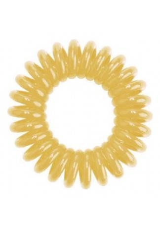 Hair Bobbles Резинка для Волос Золотая, 3 шт