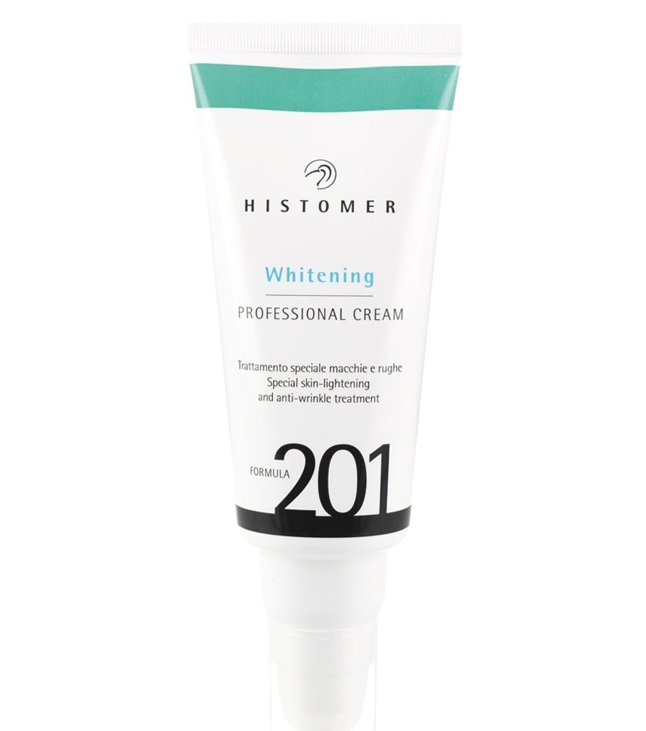 Histomer Крем Финишный для Сияния Кожи SPF20 Whitening Prof. Cream, 100 мл histomer крем филлер vital 125 мл