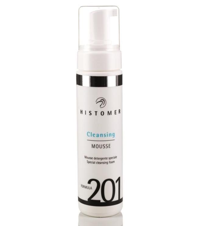 Histomer Очищающий мусс Cleansing Mousse , 150 мл uriage мусс очищающий 150 мл