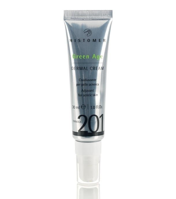 Histomer Восстанавливающий крем для проблемной кожи Грин-Эйдж Green Age Dermal Cream, 30 мл