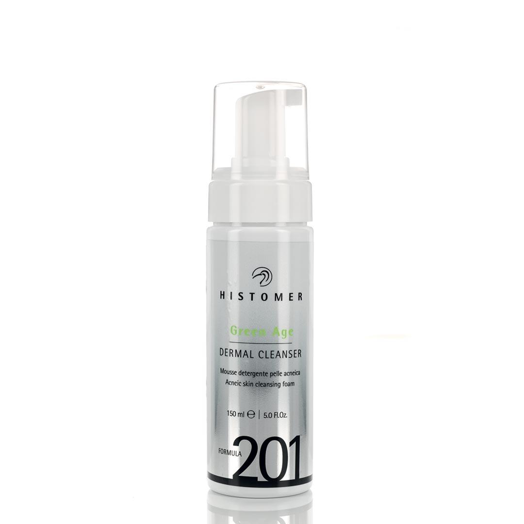 Histomer Мусс Green Age Dermal Cleanser Очищающий  для Проблемной Кожи Грин Эйдж, 150 мл uriage мусс очищающий 150 мл