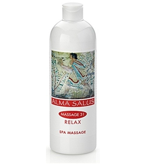 Histomer Масло Релакс Алма Салус N31 Relax Massage Oil, 500 мл histomer слимминг скраб lipo osmotic 500 мл