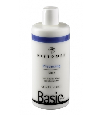 Histomer Очищающее молочко Cleansing Milk, 400 мл набор дуэт очищение для нормальной и комбинированной кожи vitality cleansing milk vitality lotion 400 400 мл