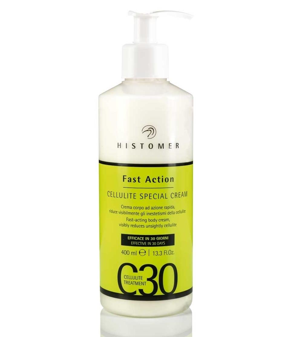 цена на Histomer Антцеллюлитный крем моментального действия C 30 Fast Action Cream, 400 мл
