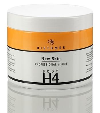 Histomer Скраб для Тела H4 New Skin Prof. Scrub, 500 мл недорого