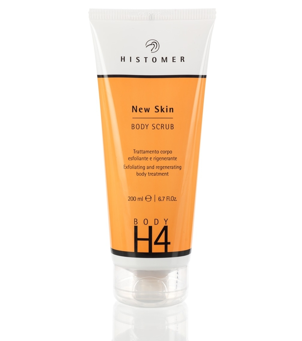 Histomer Скраб для Тела H4 New Skin Body Scrub, 200 мл недорого