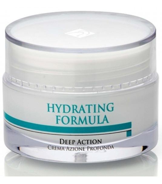 Histomer Крем увлажняющий глубокого действия Hydrating Deep Action, 50 мл histomer увлажняющий и успокаивающий крем основной уход день ночь flogan cream 50 мл