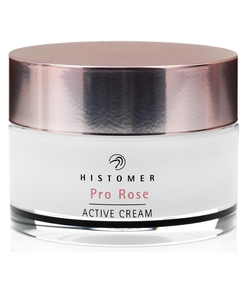Histomer Крем Актив Pro Rose Hisiris PRO ROSE Active Cream, 50 мл histomer увлажняющий и успокаивающий крем основной уход день ночь flogan cream 50 мл