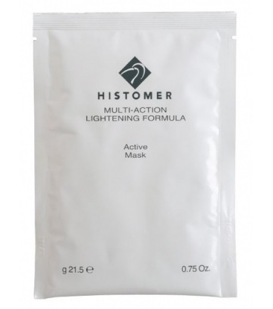 Histomer Альгинатная Маска для Сияния Кожи Lightening Active Mask, 30г