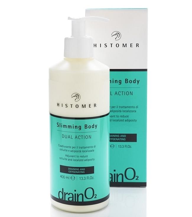 Histomer Крем Двойного Действия Слимминг Slimming Body Dual Action, 400 мл